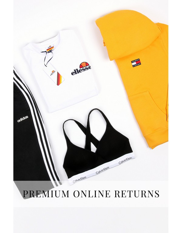 PREMIUM Online Returns Mix