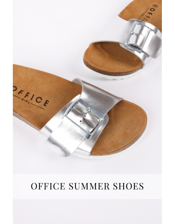 exOffice Flat Summer Shoes