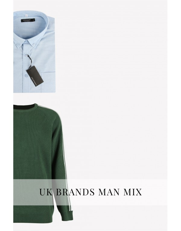 UK BRANDS MAN COLLECTION