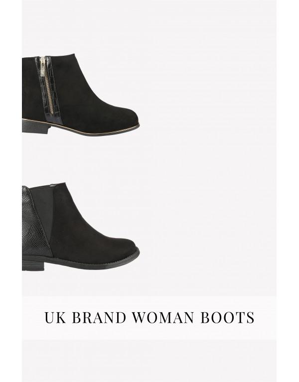 UK Brand Woman Boots