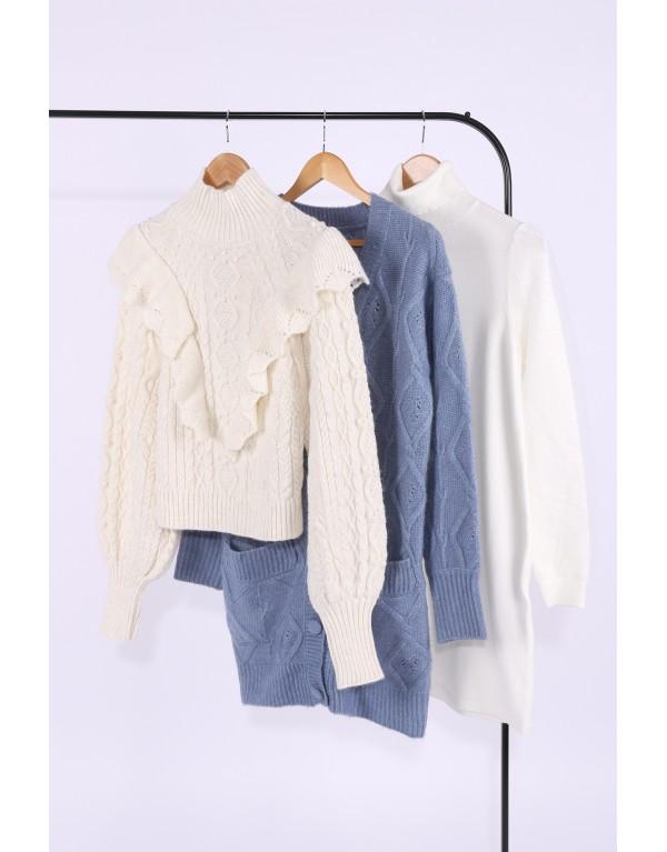 exOrsay Knitwear Collection